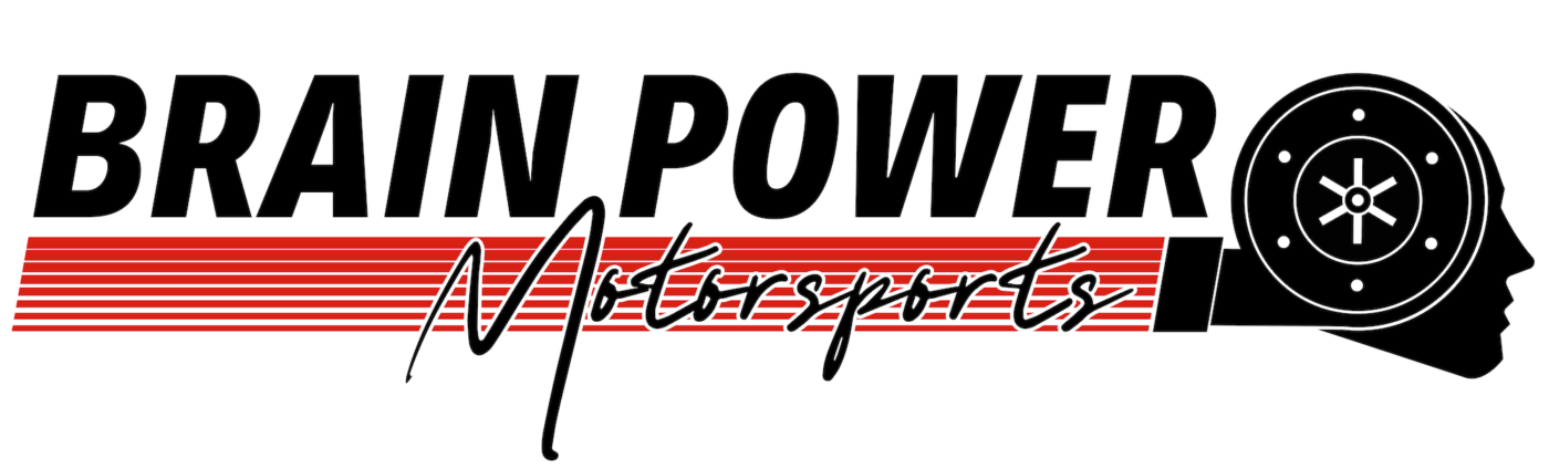 Brain Power Motorsports Logo